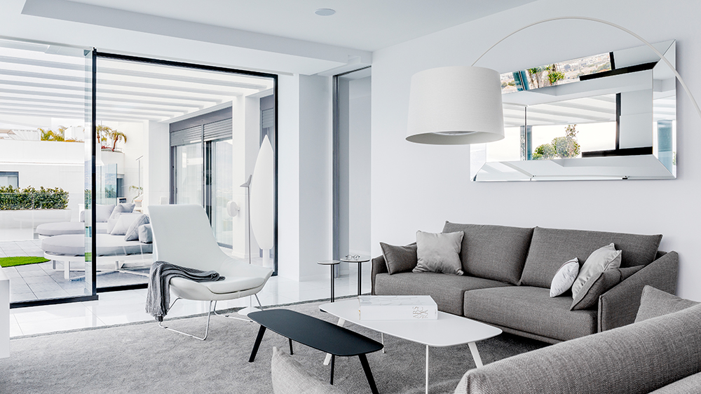 modern architect spa residence