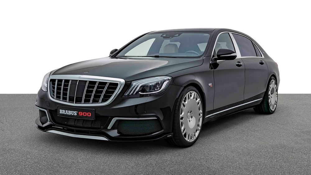 Brabus 900 Mercedes-Maybach S 650 L