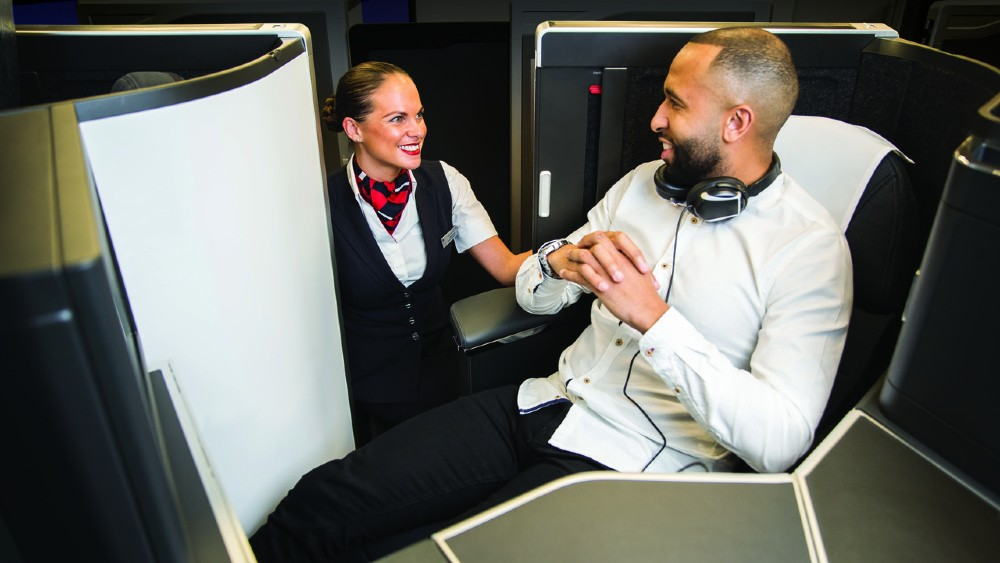 """British Airways Introduces Business Class """"Club Suites"""" With Closing Doors"""