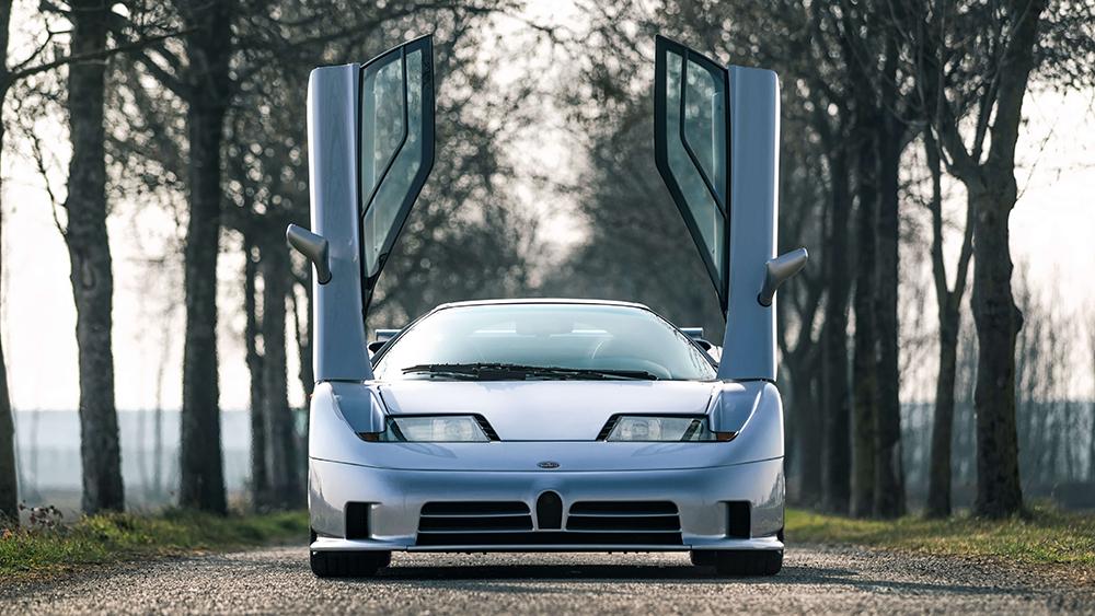 Bugatti EB110 Super Sport