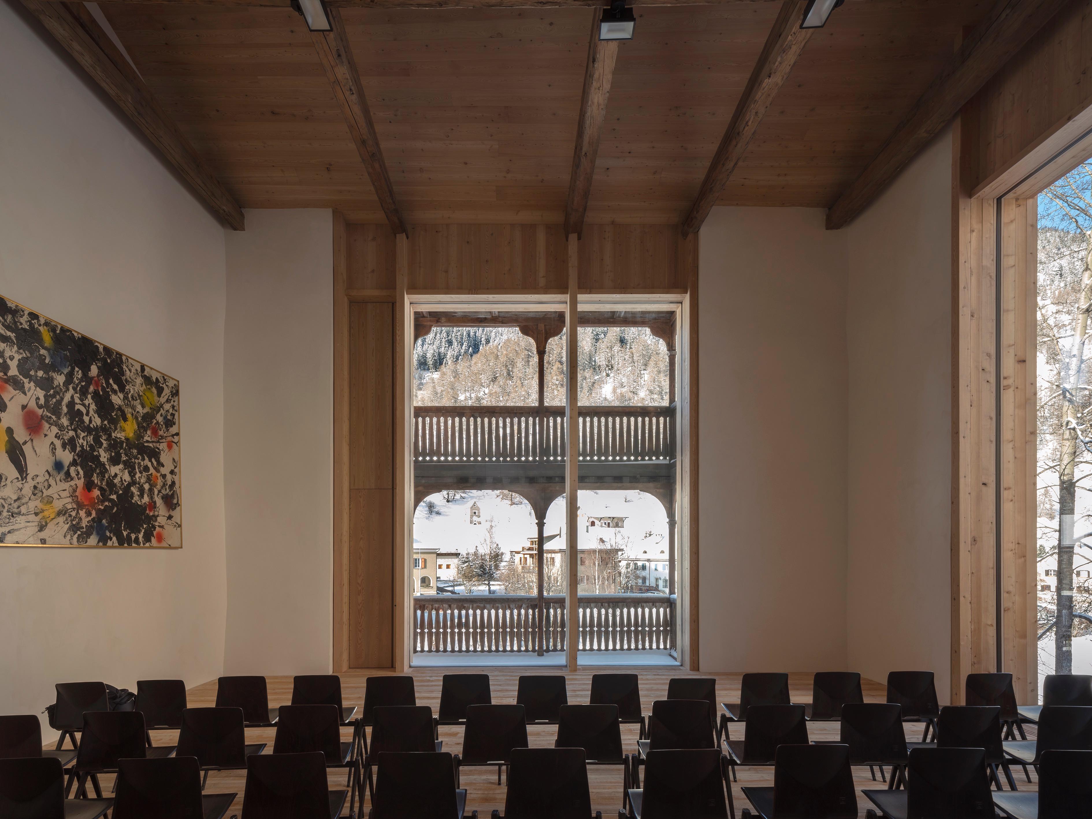 Studio Stefano Graziani, courtesy Muzeum Susch, Art Stations Foundation