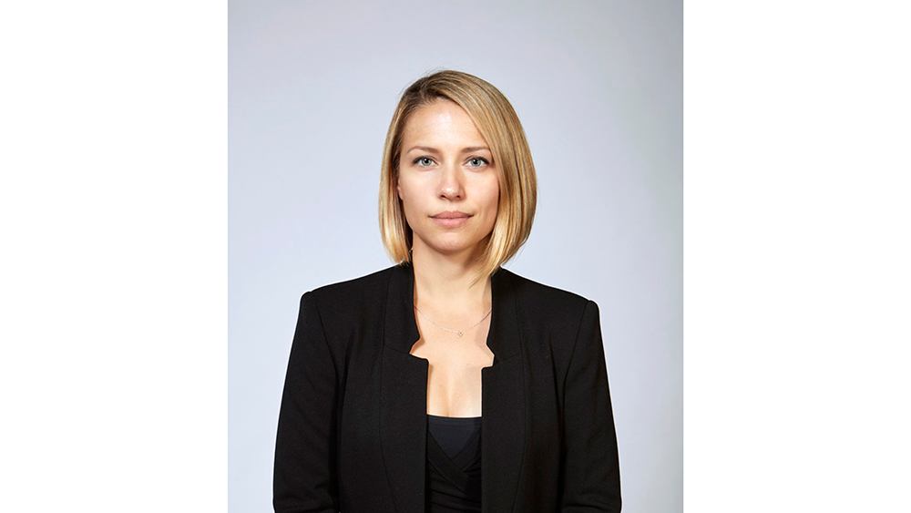 Cassandra Hatton, vice president and senior specialist for books and manuscripts at Sotheby's