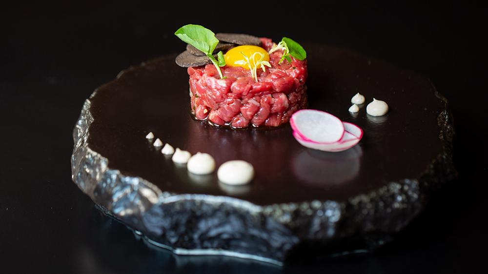 wagyu steak tartare