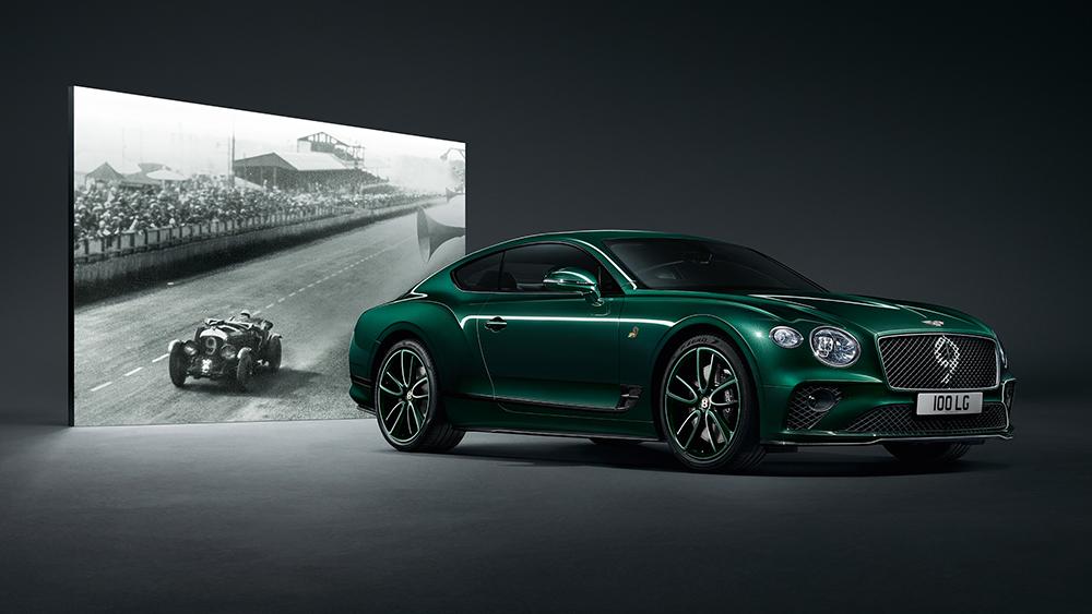 Bentley Continental GT No. 9