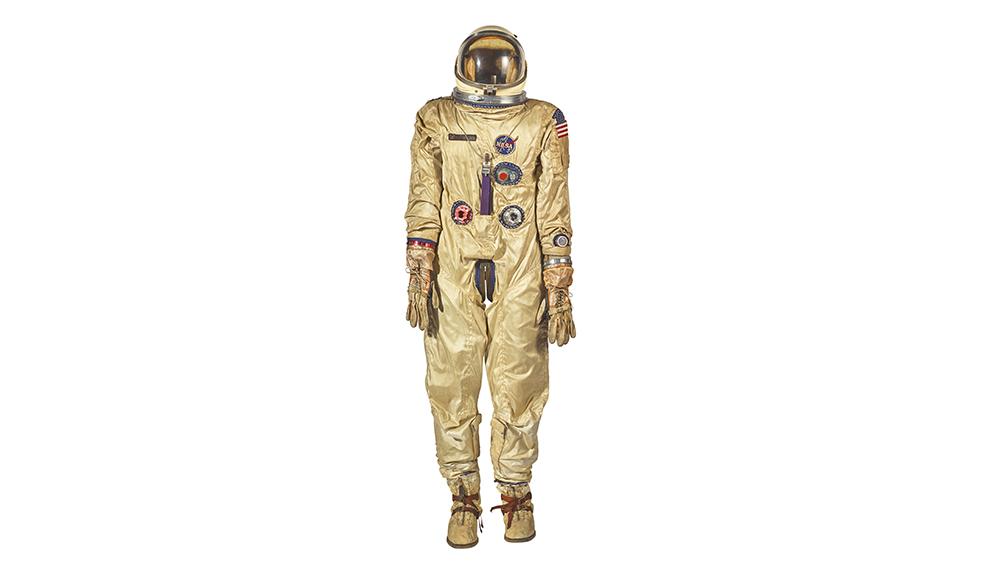 9897 Complete Gemini Spacesuit with Helmet