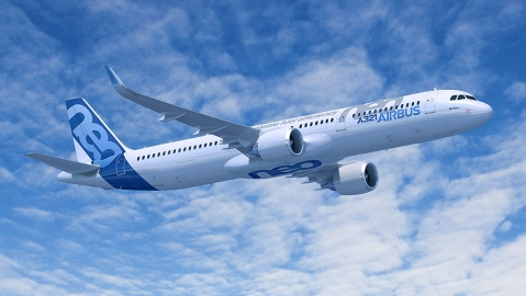 La Compagnie, Paris, Nice, South of France, Airbus, A320neo, Boeing