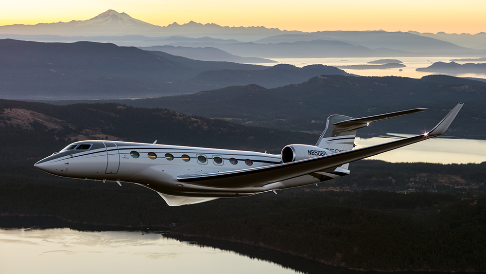 edit Gulfstream G650ER Sprints From Singapore To San Francisco In High-Speed Ultralong-Range Demonstration