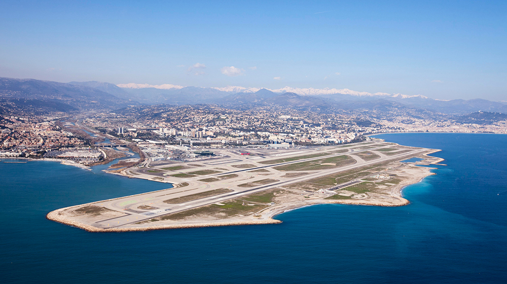Nice Côte d'Azur Airport France