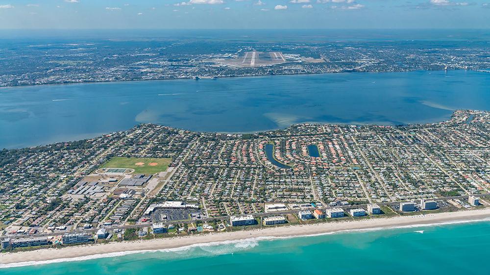 Orlando Melbourne International Airport Florida