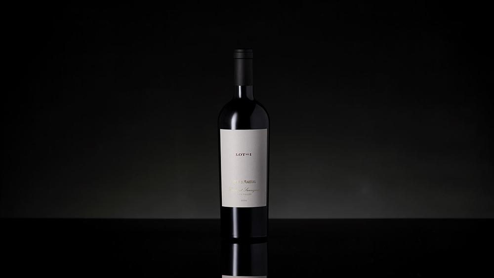 wine Cabernet Louis M. Martini
