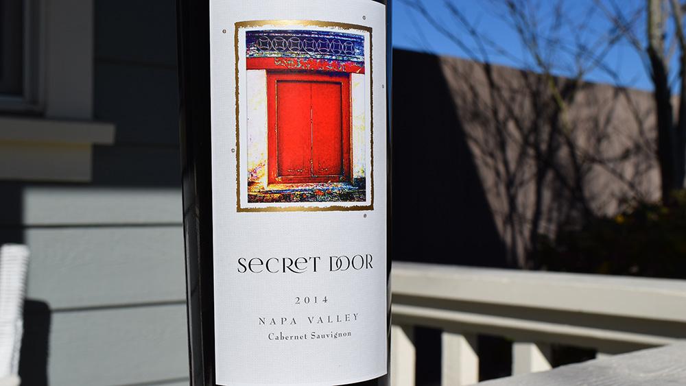 Secret Door wine Donald Patz