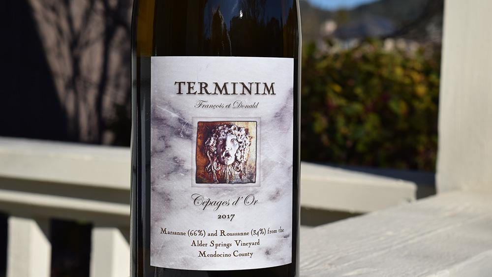wine Terminim Donald Patz