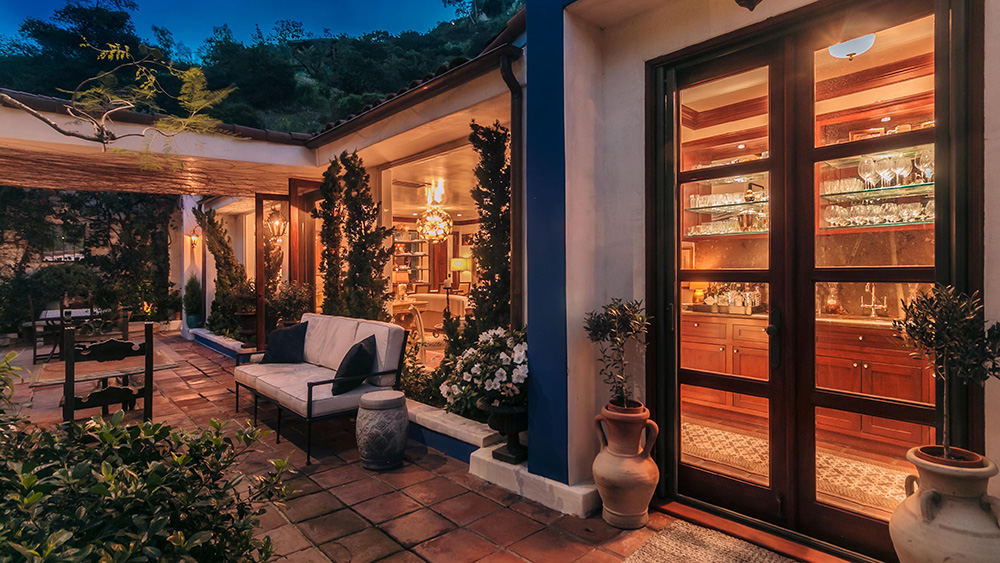 Rudolf Valentino real estate
