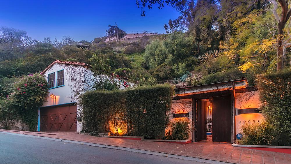 real estate beverly hills rudolf valentino