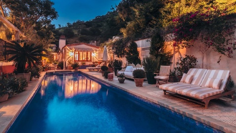real estate Rudolf Valentino Beverly Hills