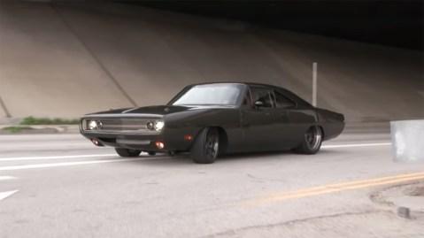 Speedkore's Evolution Charger - Jay Leno's Garage