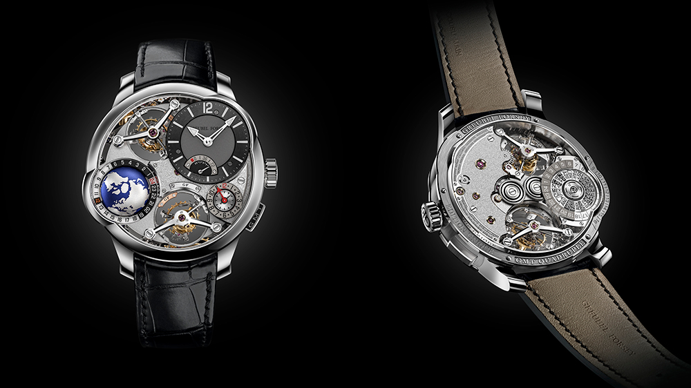 Greubel Forsey GMT Quadruple Tourbillon