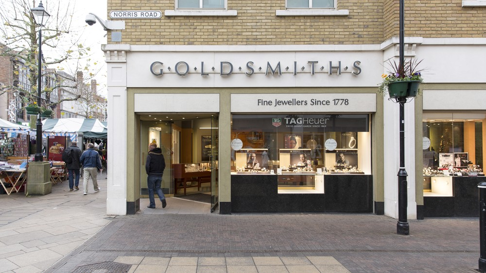 Goldsmiths, London, England