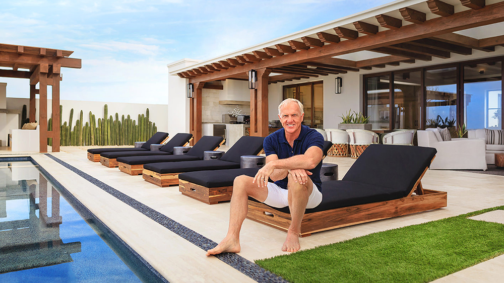 Greg Norman real estate Los Cabos