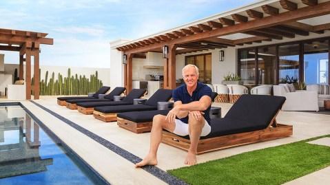 Greg Norman real estate Los Cabos