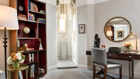 The J.K. Rowling Suite