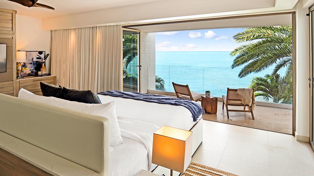 Caribbean resort Antigua