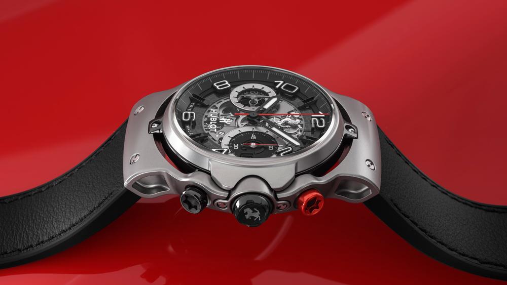Hublot Classic Fusion Ferrari GT Titanium