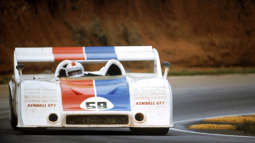 Hurley Haywood 917 10 Spyder Road Atlanta Can Am Championship 1973