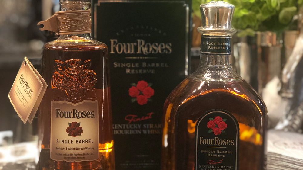 Four Roses at Bar Journe