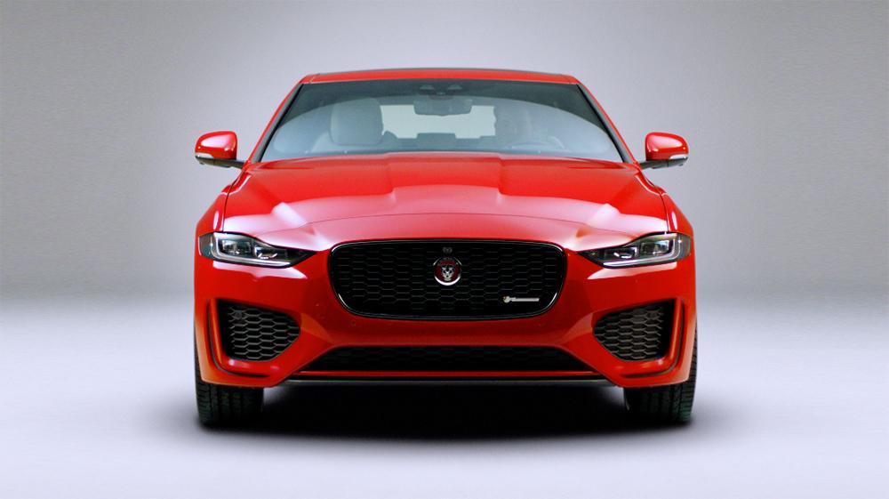 The 2020 Jaguar XE