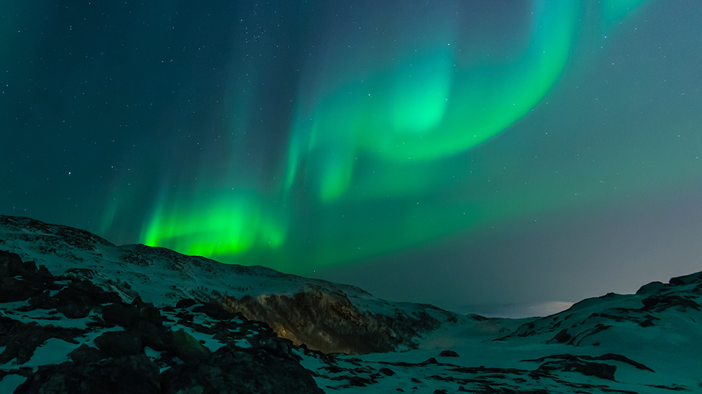 Northern Lights Aurora Borealis Tromsø, Norway
