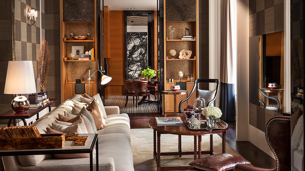 hotel London suite