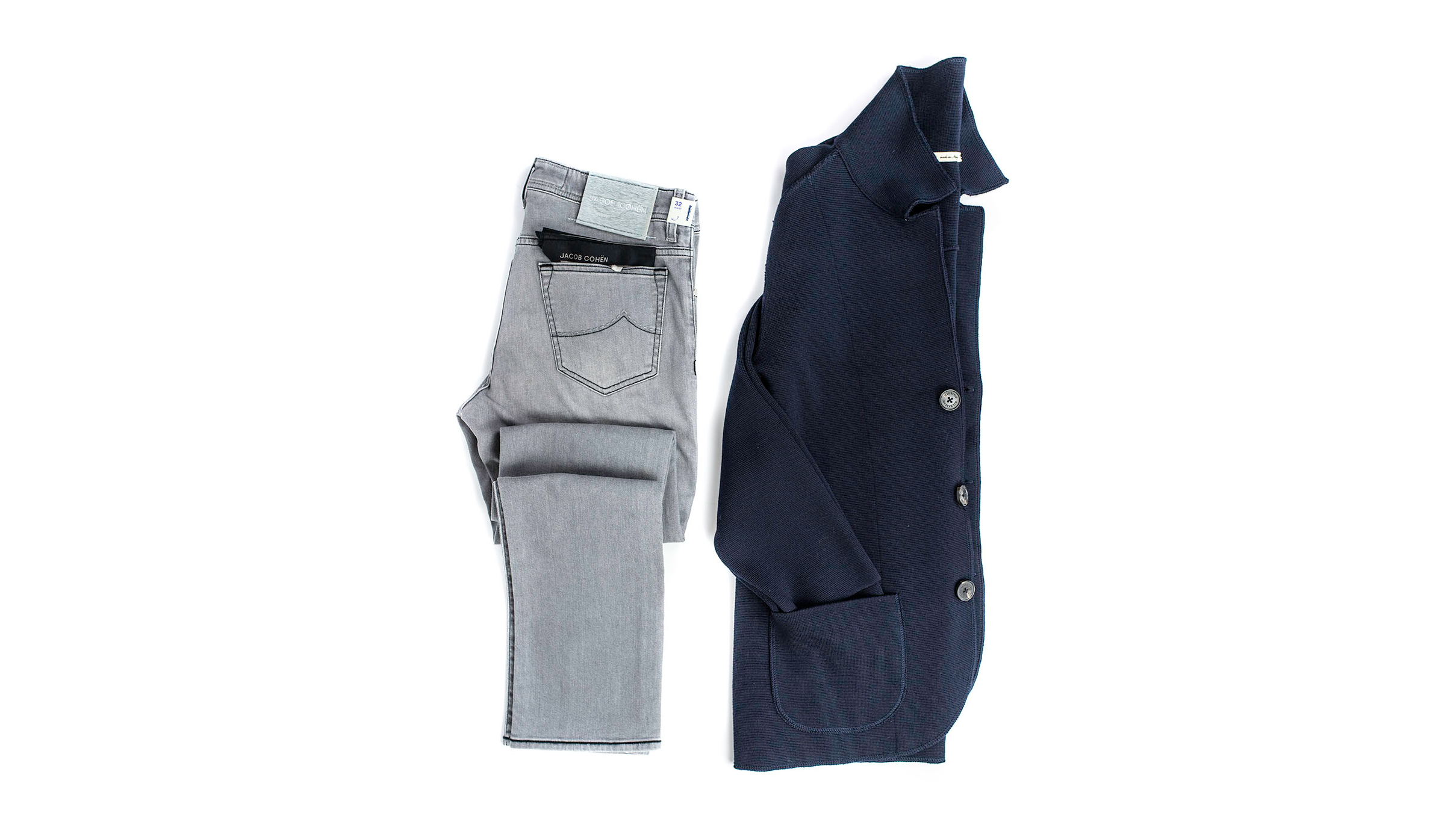 The seasonless jacket