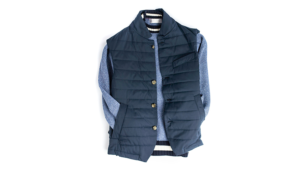 The all-weather vest
