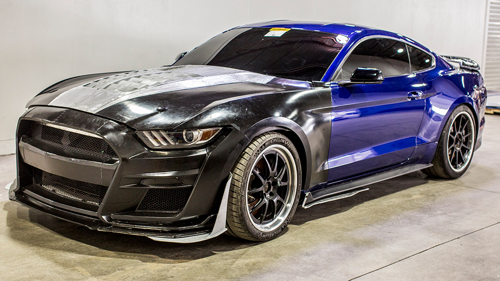 MUSTANG SHELBY GT500