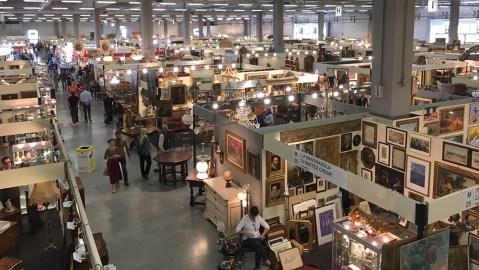 Mercanteinfiera Art Fair