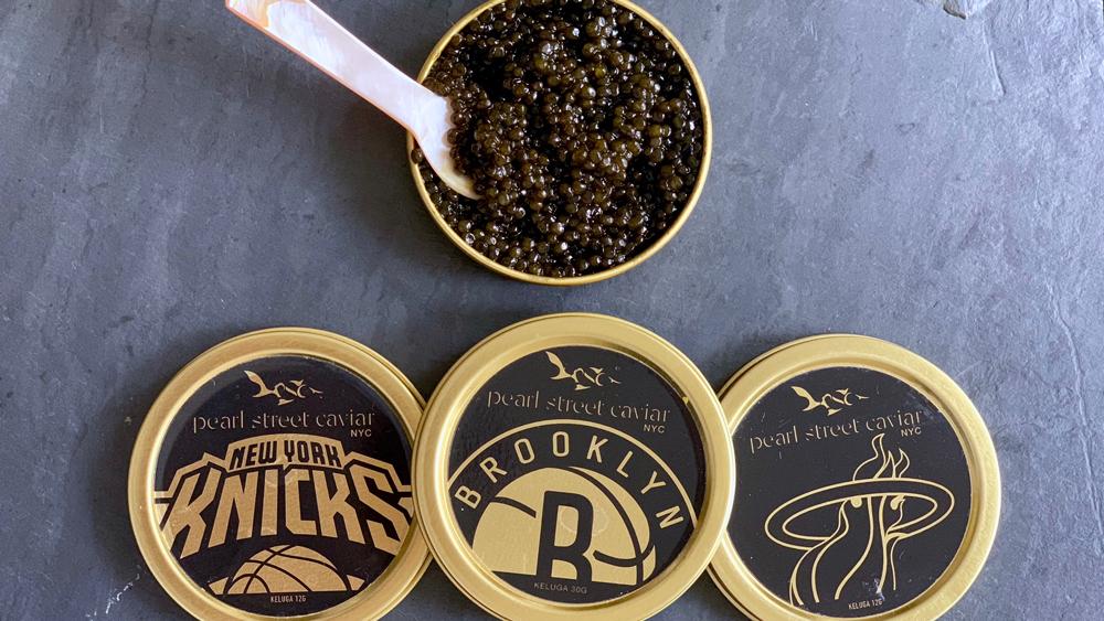 pearl street nba caviar