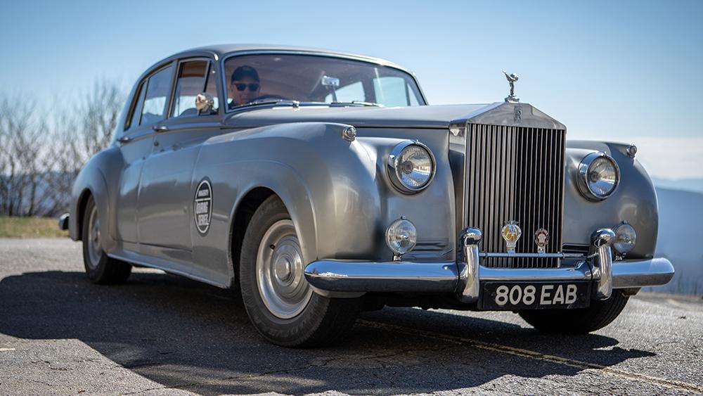 '62 Rolls Royce