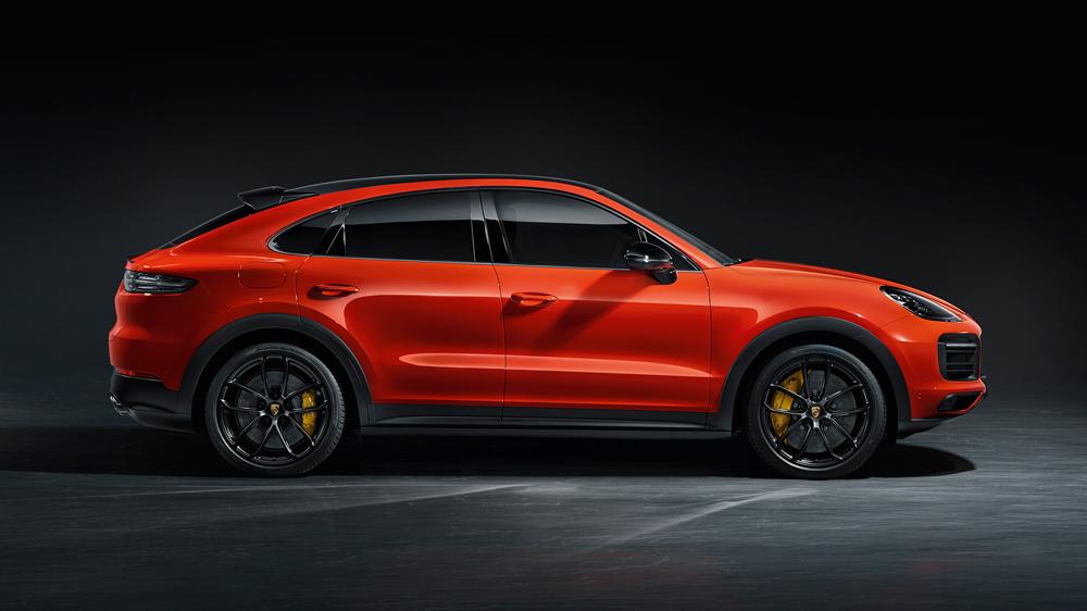 A Sneak Peek At The 2020 Porsche Cayenne Coupe Robb Report