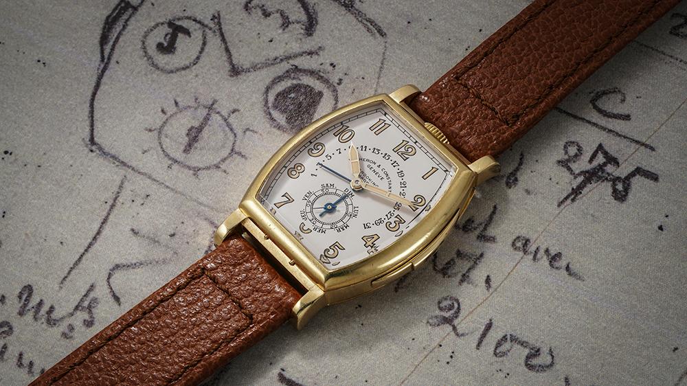 "Vacheron Constantin ""Don Pancho"" Wristwatch"