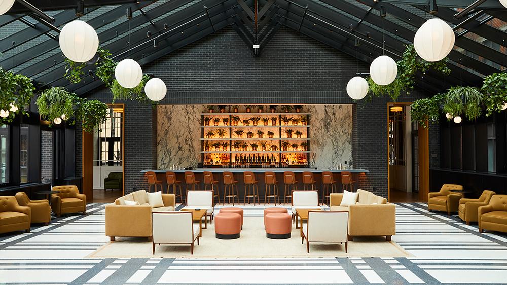 modern hotel Detroit Shinola