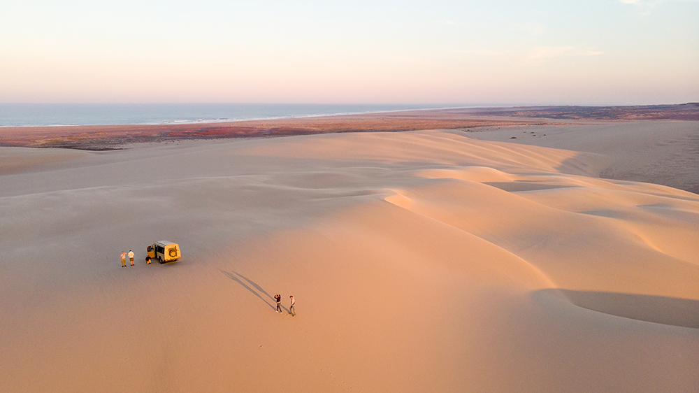 Namibia's Wild Skeleton Coast