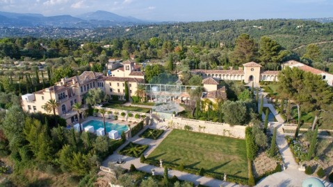 Chateau Diter is a $64 million mansion that has to be torn down.