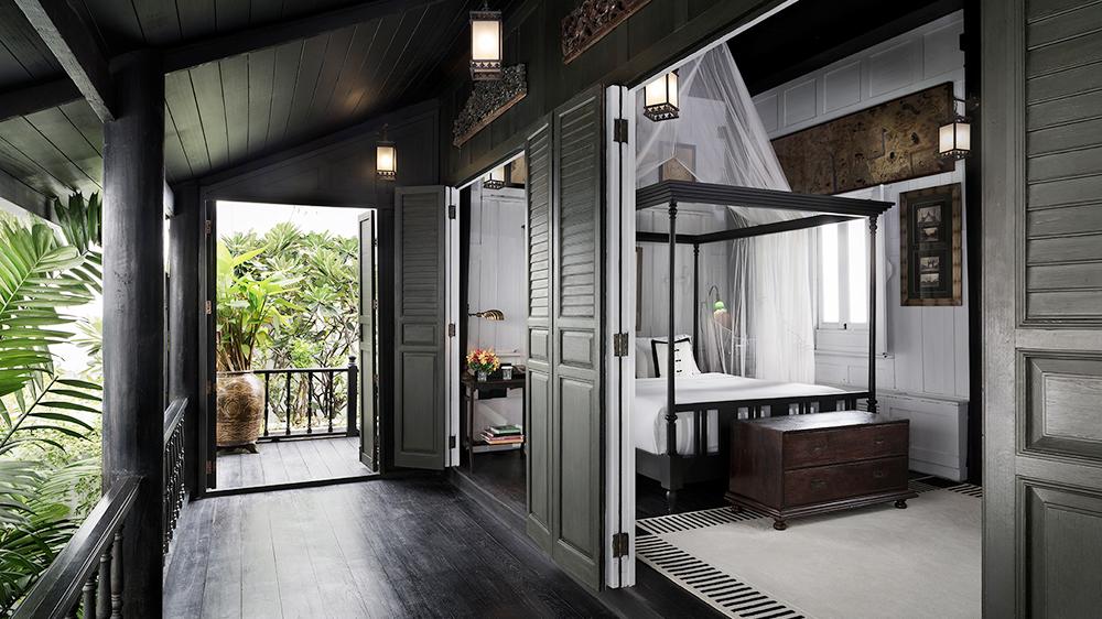 historic villa in Bangkok Siam
