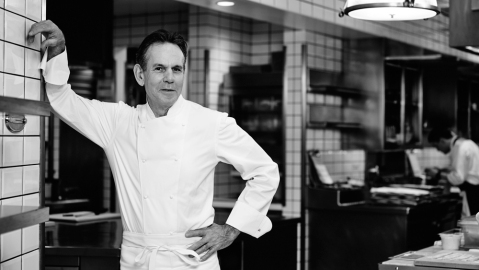 thomas keller kitchen