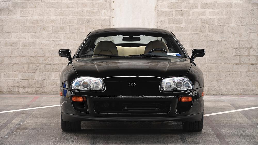 1994 Toyota Supra Twin Turbo Targa