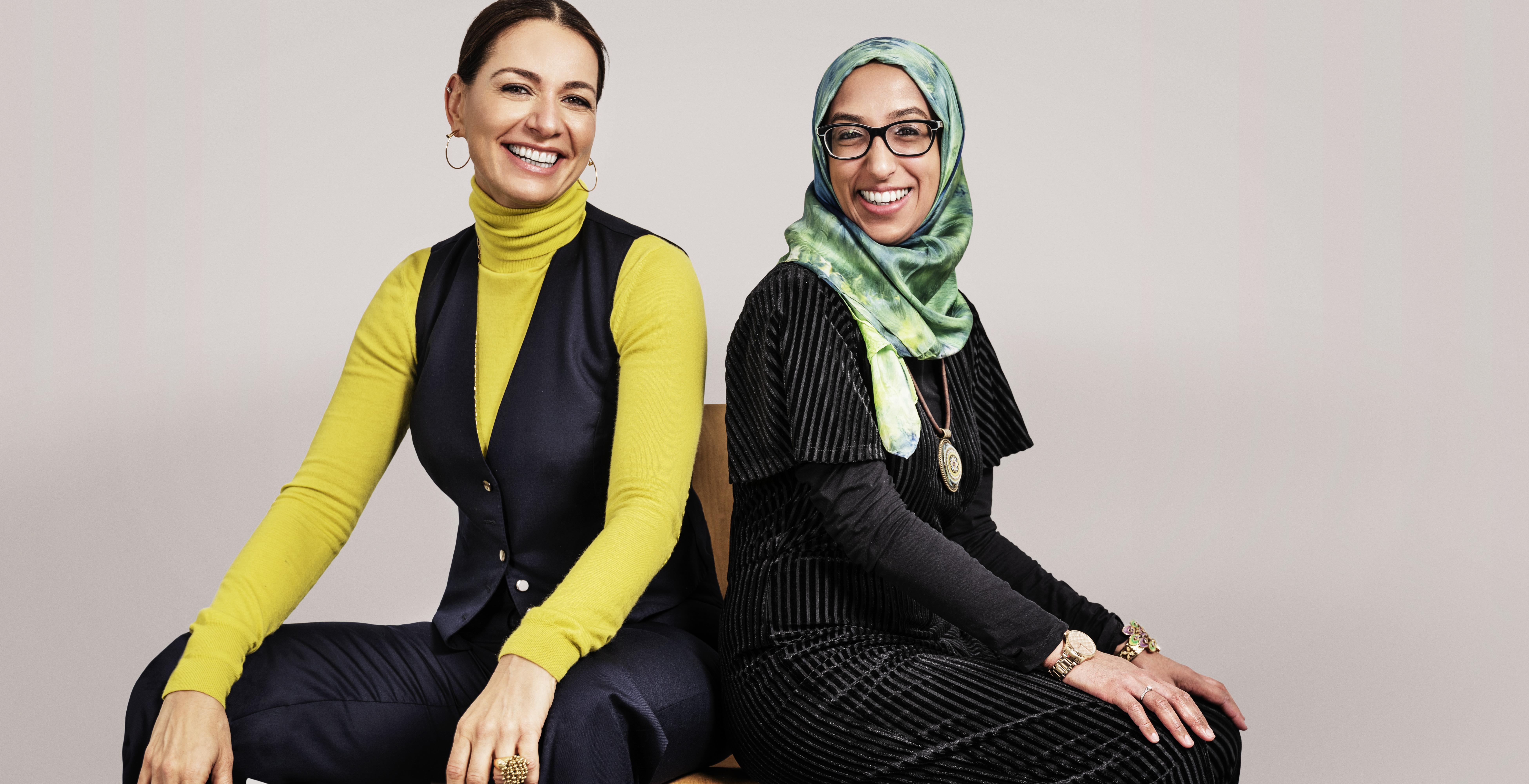 Yana Peel and Farah Jassat