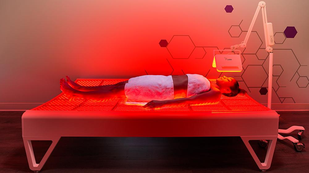 infrared red light biohacking