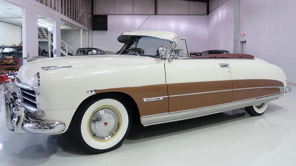 1950 Hudson Custom Commodore Six