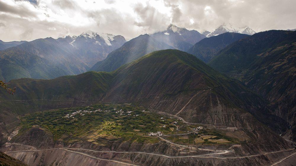 Deqin, Yunnan, China